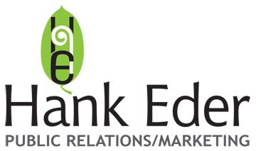 Hank Eder PR Logo