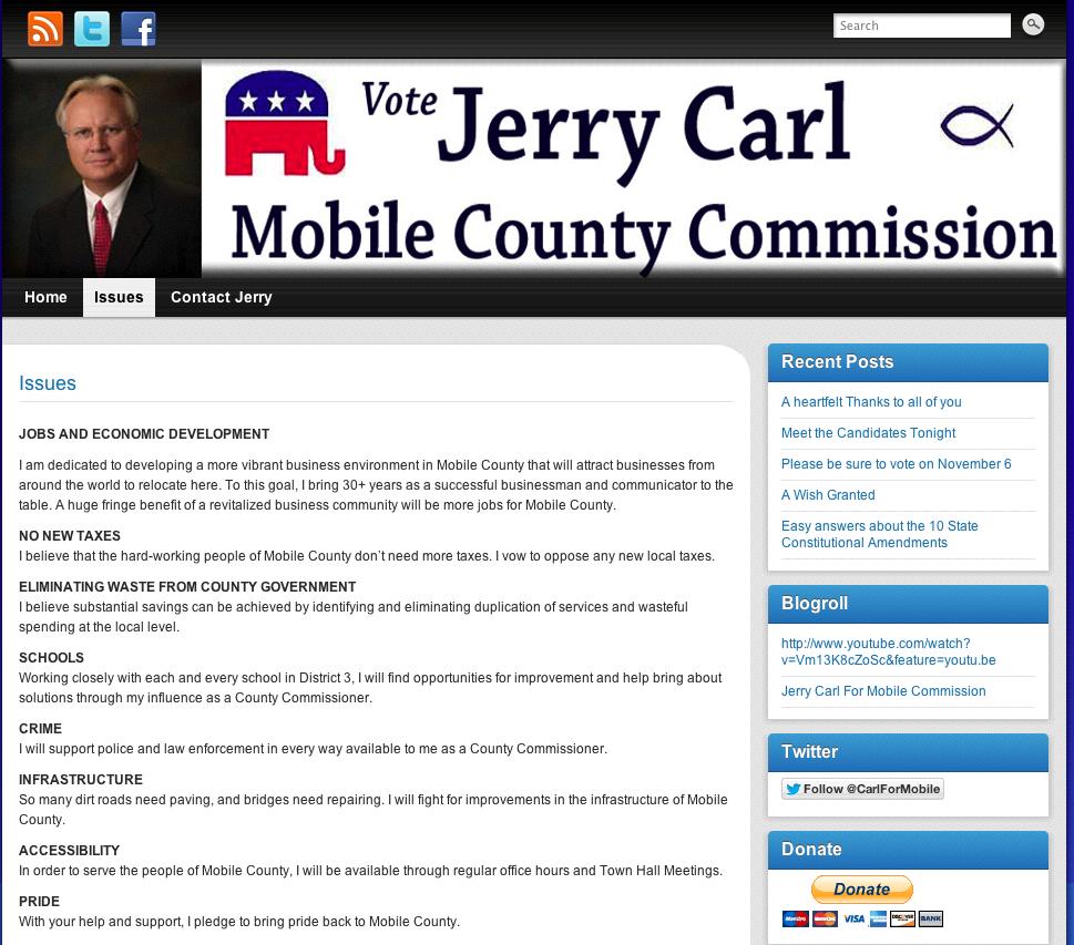 JCarl Site